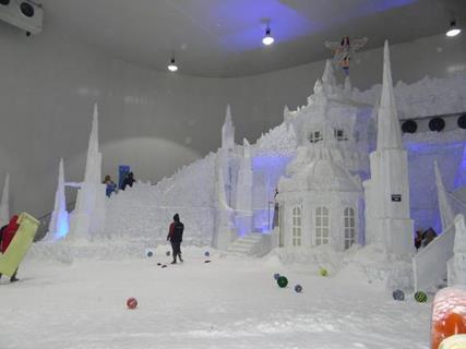 Fun world bangalore snow city price