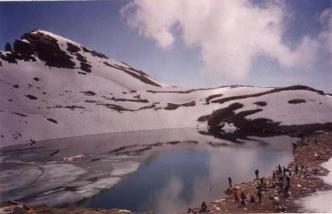 Book a Tour and Visit Bhrigu Lake