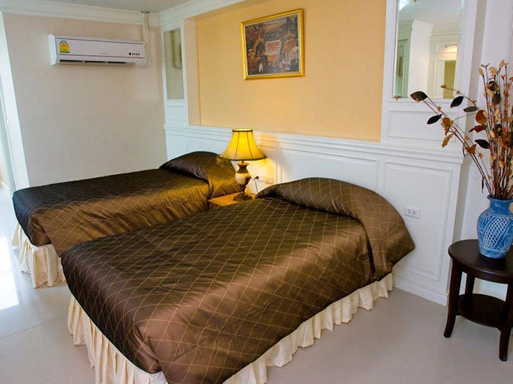 Angelheart Luxury Mini Hotel 2 Night Pattaya 2 Night Bangkok Holiday Package Starts 11990