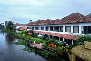 Citrus Backwater Spa Retreat - Alleppey