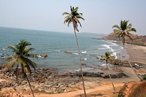 Book a Tour and Visit Anjuna Beach
