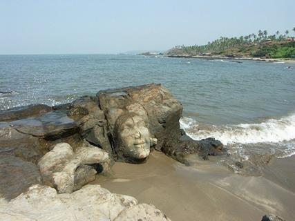 Abyss Marine Fish Aquarium And Goaozran Beach North Goa