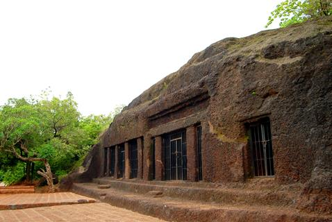 Book a Tour and Visit Pandava Caves