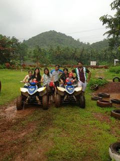 Book a Tour and Visit ATV Track At  Anjuna