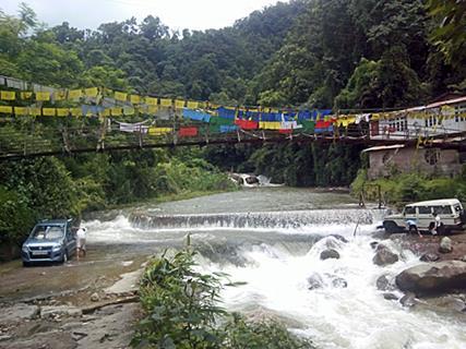 Gulmohar Picnic Spot sikkim